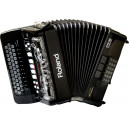 FR-18D-BK (diatonic V-Accordion)